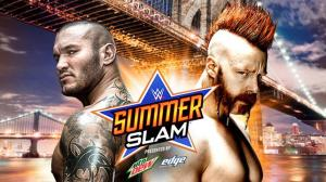 Randy Orton vs. Sheamus