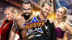 WWE Summerslam 2015, Dolph Ziggler, Rusev