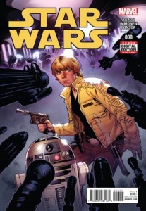 Star Wars #8, 2015, Stuart Immonen