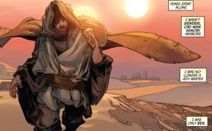 STar Wars #7, Simone Bianchi, Ben Kenobi