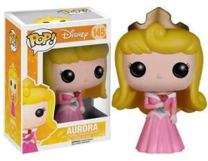 Aurora in Pink, Pop! Vinyl