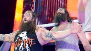 Bray Wyatt, Luke Harper, WWE Raw, August 10, 2015