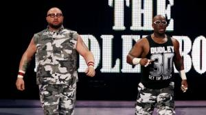 The Dudley Boyz, Raw, August 24, 2015