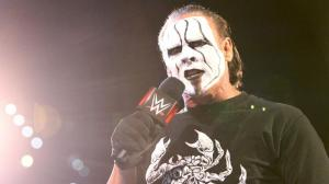 Sting, WWE Raw, August 31, 2015