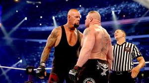 Wrestlemania XXX, Undertaker, Brock Lesnar