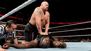 The Big Show, Mark Henry, Raw, September 28, 2015