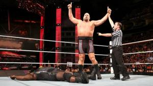The Big Show, Raw, September 28, 2015