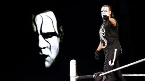 Sting, Raw, September 14 ,2015