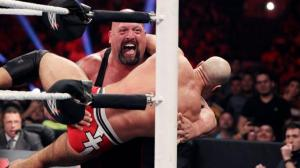 WWE Raw, September 21, 2015, The Big Show, Cesaro