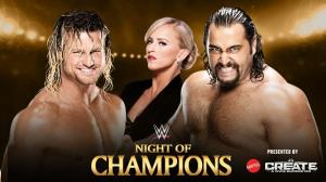Dolph Ziggler vs. Rusev, WWE Night of champions 2015