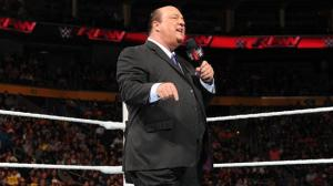 Paul Heyman, WWE Raw, September 28, 2015