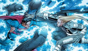 Superman: The Men of Tomorrow, Superman vs. Ulysses