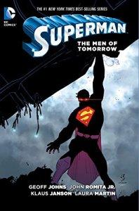 Superman: Men of Tomorrow cover