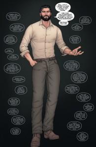 Grayson #12, Mikel Janin, Bruce Wayne