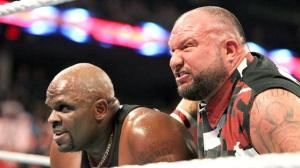 The Dudley Boyz, Raw, August 31, 2015