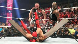 The Dudley Boyz, Raw, September 7, 2015