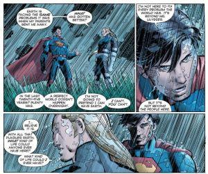 Superman #36, John Romita Jr.