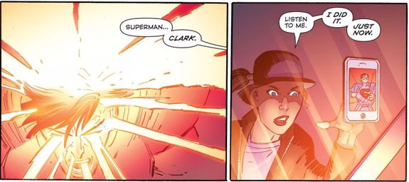Superman #43, John Romita Jr., Lois Lane reveal