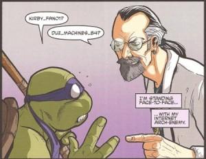 TMNT Micro-Series: Donatello