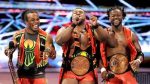 WWE Raw, October 12, 2015, The New Day
