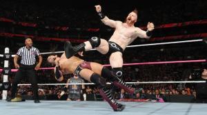 Sheamus, Neville, Raw, September 5, 2015