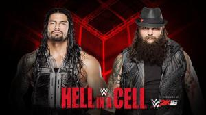 WWE Hell in a Cell, Roman Reigns, Bray Wyatt