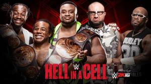 WWE Hell in a CEll 2015, The New DAy, The Dudley Boyz