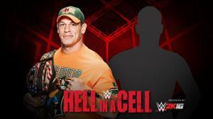 WWE Hell in a Cell 2015, John Cena