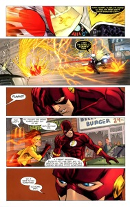 The Flash #12, Francis Manapul