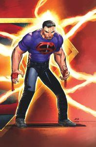Superman #44, alternate cover