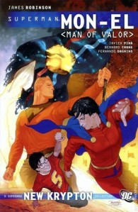 Superman: Mon El, Vol. 2 - Man of Valor