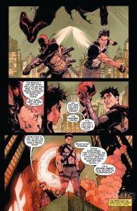 Batman & Robin Eternal #1, Tony Daniel