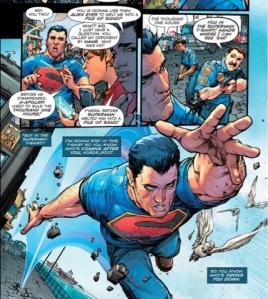 Superman #45, 2015, Howard Porter