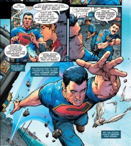 Superman #45, 2015, Howard Porter