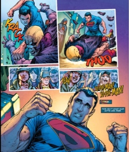 Superman #45, Howard Porter