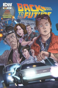 Back to the Future #1, 2015