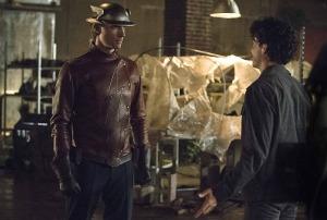 The Flash, Season 2, Episode 2, Jay Garrick, Sand Demon