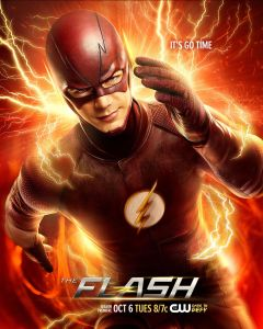 The Flash, season 2 poster