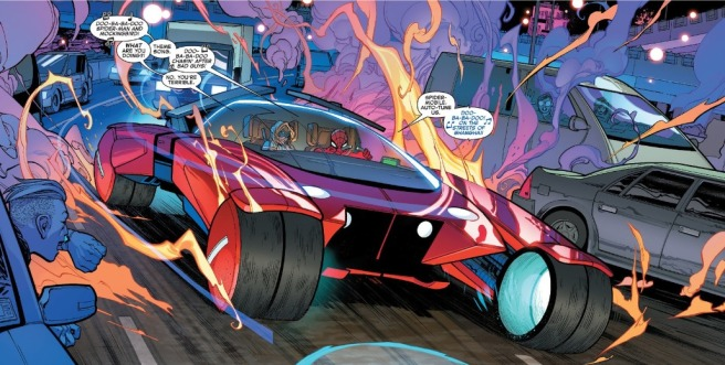 The Amazing Spider-Man #1, Giuseppe Camuncoli