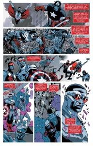 Captain America: Sam Wilson #1, Daniel Acuna