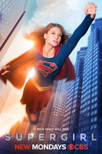 Supergirl, CBS, poster