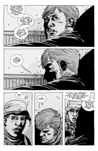 The Wallking Dead #89, Charlie Adlard