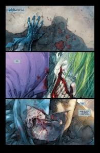 Batman: Europa #1, page 2, Jim Lee