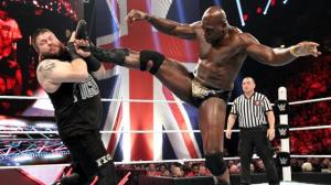 WWE Raw, November 9, 2015, Kevin Owens, Titus O'Neil