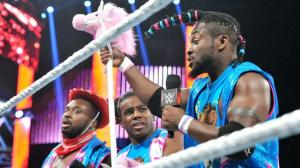The New Day, WWE Raw, November 23, 2015