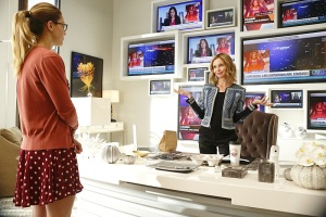Cat Grant, Kara, Supergirl, S1E3