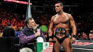 WWE Raw, November 23, 2015, Alberto Del Rio, Zeb Colter