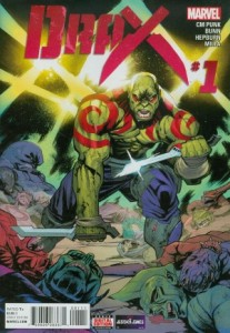 Drax #1 (2015), cover