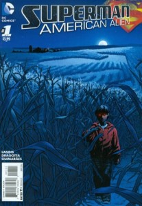 Superman: American Alien #1 (2015)