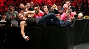 Dean Ambrose, WWE Raw, November 9, 2015